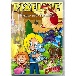 Pixeline - Drager over Pixieland