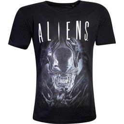 Aliens Say Cheese Graphic T-Shirt
