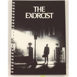 Exorcist: Movie Poster Notesbog