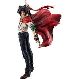 Mobile Fighter G Domon Kasshu Statue 22 cm