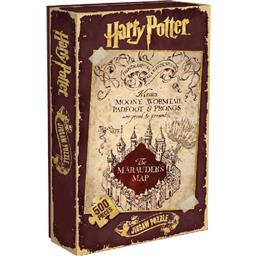 Harry Potter: Marauder's Map Puslespil