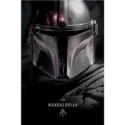 Star Wars: The Mandalorian Plakat