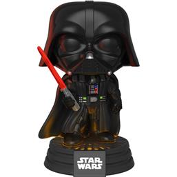 Darth Vader Electronic POP! Movies Vinyl Figur med Lys og Lyd
