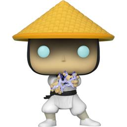 Mortal Kombat: Raiden POP! Games Vinyl Figur