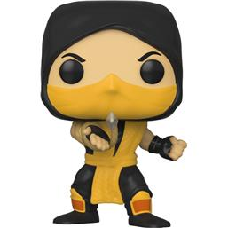 Mortal Kombat: Scorpion POP! Games Vinyl Figur