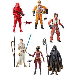 Star Wars Vintage Collection Action Figures 10 cm 2019 Wave 6 6-Pack