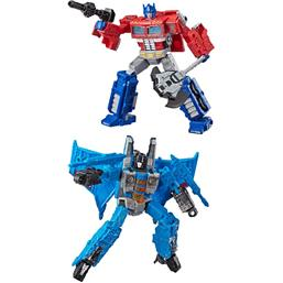 Transformers Generations War for Cybertron: Siege Action Figures Voyager 2019 Wave 4 2-pack