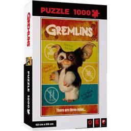 Gremlins: There Are Three Rules Puslespil
