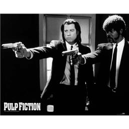 Pulp Fiction: Guns plakat