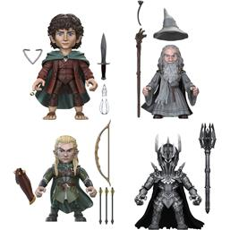 Lord Of The Rings: Lord of the Rings Action Vinyls Mini Figures 8 cm Wave 1 (12-pack)