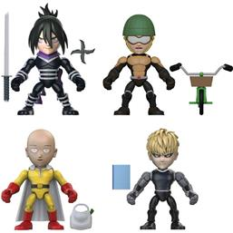 One-Punch Man: One Punch Man Action Vinyls Mini Figures 8 cm Wave 1 (12-pack)