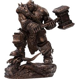 Orgrim Imitation Bronze Version Statue 1/9 27 cm