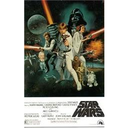 Star Wars: A New Hope Style 'C' - American plakat