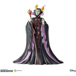 Disney: Maleficent Halloween (Sleeping Beauty) Traditions Statue 21 cm