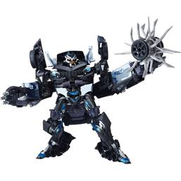 Transformers: Barricade MPM-5 Masterpiece Movie Series Action Figure 18 cm