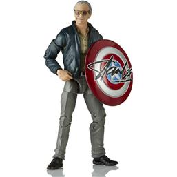 Stan Lee (The Avengers) Marvel Legends Series Action Figure 15 cm