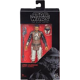Lando Calrissian (Skiff Guard) Black Series Action Figure 15 cm