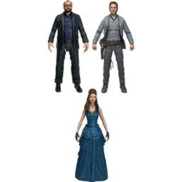 Westworld: Westworld Select Action Figures 18 cm 3-Pack