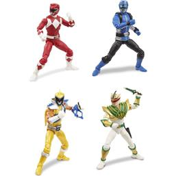 Power Rangers Lightning Collection Action Figures 15 cm 4-Pack