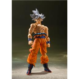 Son Goku Ultra Instinct S.H. Figuarts Action Figure 14 cm