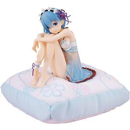 Re:Zero: Rem: Birthday Blue Lingerie Ver. PVC Statue 12 cm