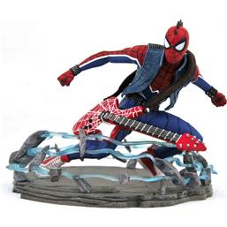 Spider-Punk Exclusive Video Game Gallery PVC Statue 18 cm