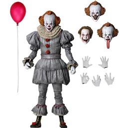 IT: Ultimate Pennywise It Chapter Two Action Figure 18 cm