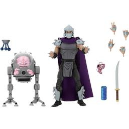 Shredder vs Krang in Bubble Walker Action Figure 2-Pack 18 cm