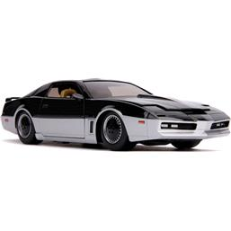 K.A.R.R. with Light-Up Function Diecast Model 1/24 1982 Pontiac Trans Am