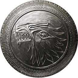 Game Of Thrones: Stark Infantry Shield