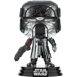 Knight of Ren Blaster Rifle (Chrome) POP! Movies Vinyl Figur (#331)
