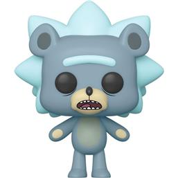 Teddy Rick POP! Animation Figur