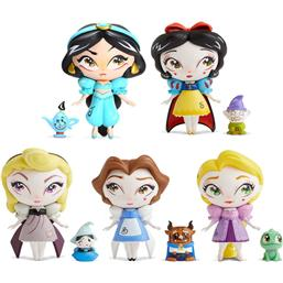 Disney: Miss Mindy Princess Series Vinyl Statues Set 18 cm