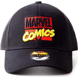 Marvel Comics Baseball Cap 3D Embroidery Logo