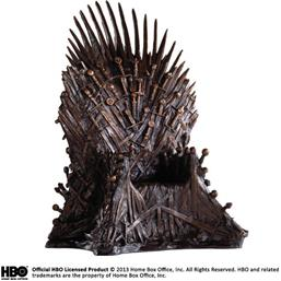 Game Of Thrones: Throne Bronze Statue
