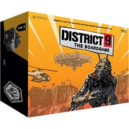 District 9: District 9 The Board Game *English Version*