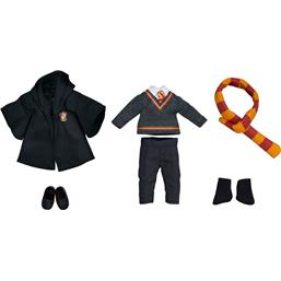 Parts for Nendoroid Doll Figures Outfit Set (Gryffindor Uniform - Boy)