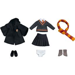 Girls Gryffindor Uniform Set for Nendoroid Doll Figures