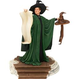 Harry Potter: Professor McGonagall with Sorting Hat Statue 25 cm