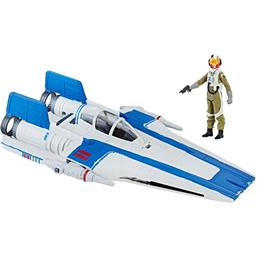 Resistance A-Wing Fighter Force Link Class B