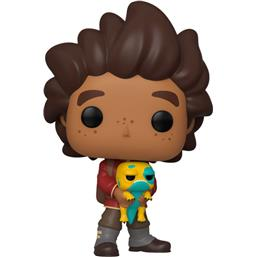 Ezran POP! TV Vinyl Figur (#752)
