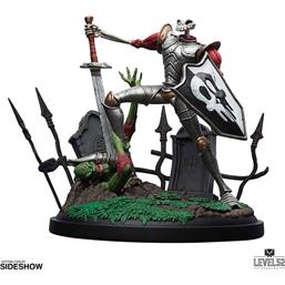 Sir Dan Fortesque Statue 24 cm
