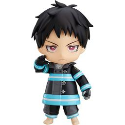 Shinra Kusakabe Nendoroid Action Figure 10 cm
