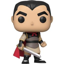 Li Shang POP! Movies Vinyl Figur (#631)