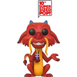 Mushu Super Sized POP! Vinyl Figur (#632)
