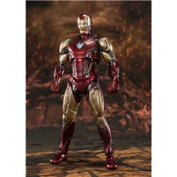 Avengers: Iron Man Mk 85 (Final Battle) S.H. Figuarts Action Figure 16 cm