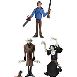 Toony Terrors Action Figures 15 cm 3-pack