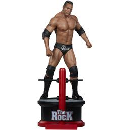 WWE: The Rock Statue 1/4 71 cm