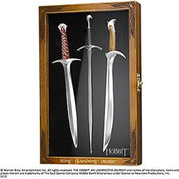 Hobbit: Minature The Three Elven Blades