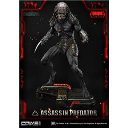 Assassin Predator Deluxe Version Statue 1/4 93 cm